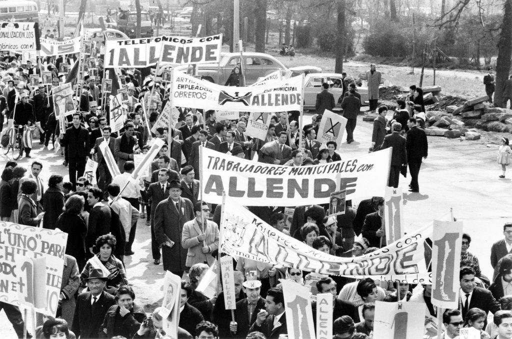 El Pueblo Unido Protests Chile Song