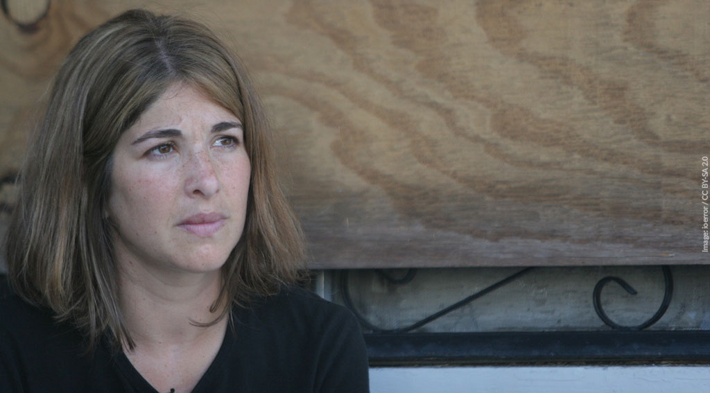 Naomi Klein: A new economic system is the only way to save society and the planet