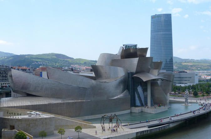 More buildings like the Guggenheim Museum coud follow as the coronavirus is ending soon.