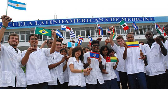17th anniversary of Latin American Medicine School