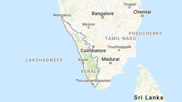 Kerala is a state in the southwest of India and overcame Corona