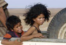 Western Sahara-Refugee children in Dakhla Camp in Algeria - Photo United Nations